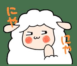I am cute sheep 2. sticker #15929875