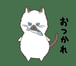ultra cat sticker #15931824