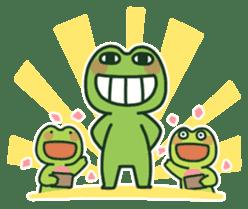 Kerokero Bros. Mild 2 sticker #15934993