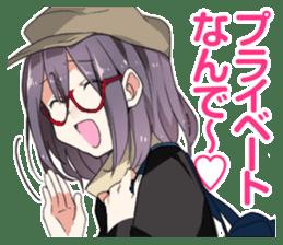 Moe everyone's cute idol Sticker sticker #15940025