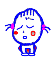 jarico. At the age of my baby sticker #15940576