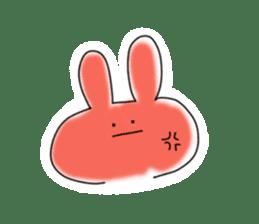 Very very cute Rabbit sticker #15941117