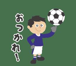 No Football, No Life - Japanese sticker #15945322