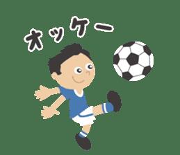 No Football, No Life - Japanese sticker #15945327
