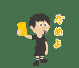 No Football, No Life - Japanese sticker #15945335