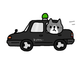 A cat sticker has been released 2 sticker #15945473