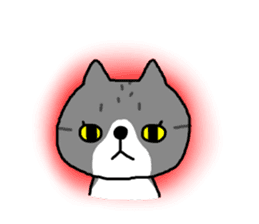 A cat sticker has been released 2 sticker #15945490