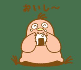 yotsubard02 sticker #15946307