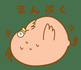 yotsubard02 sticker #15946308