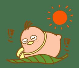 yotsubard02 sticker #15946317