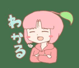 Kikoringo Sticker sticker #15946342