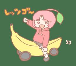 Kikoringo Sticker sticker #15946344