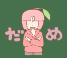 Kikoringo Sticker sticker #15946346