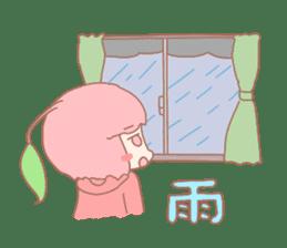 Kikoringo Sticker sticker #15946348