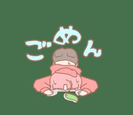 Kikoringo Sticker sticker #15946358