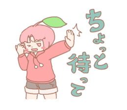 Kikoringo Sticker sticker #15946359