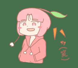 Kikoringo Sticker sticker #15946360