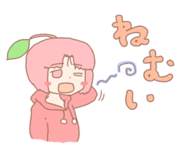 Kikoringo Sticker sticker #15946361