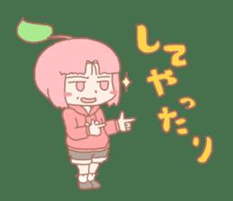 Kikoringo Sticker sticker #15946372