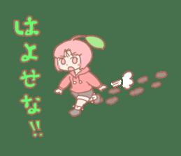 Kikoringo Sticker sticker #15946375