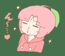 Kikoringo Sticker sticker #15946376