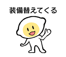 Let's go to the game's world with Monmon sticker #15946550