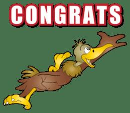Hustle Condor sticker #15947392