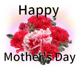 A message of the Mother's Day! Part2 sticker #15947573