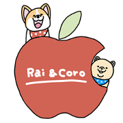 สติ๊กเกอร์ไลน์ Rai and Coro and friends