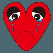 สติ๊กเกอร์ไลน์ This is heart