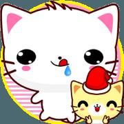 สติ๊กเกอร์ไลน์ Sunny Day Cat (Warmth)