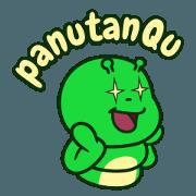 สติ๊กเกอร์ไลน์ Budworms : Animated Sachet Vol.01