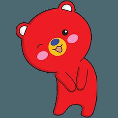 One Kuma : MR. Red Bear