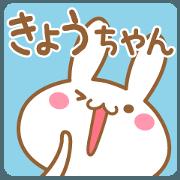 สติ๊กเกอร์ไลน์ Fun Sticker gift to KYO