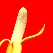 สติ๊กเกอร์ไลน์ Magical Banana Moving (japanese)