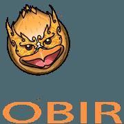 สติ๊กเกอร์ไลน์ obir (animated)