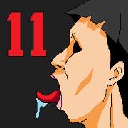 สติ๊กเกอร์ไลน์ hana-chan in toilet 11