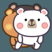 สติ๊กเกอร์ไลน์ Polar Bear : Animated