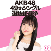 สติ๊กเกอร์ไลน์ AKB48:Fight! Sticker 09