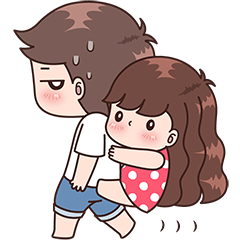 Boobib Cute Couples 6