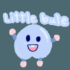 สติ๊กเกอร์ไลน์ Little bblue