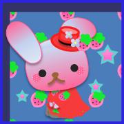 สติ๊กเกอร์ไลน์ Rabbit daily5