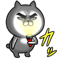LINEスタンプランキング | 目ヂカラ☆にゃんこ10