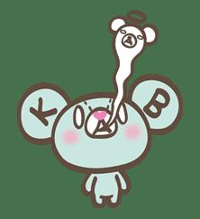 DREAMTALE KUBEAR sticker #27147