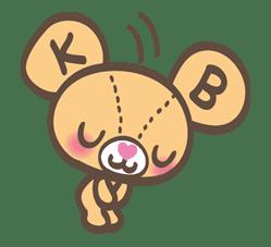 DREAMTALE KUBEAR sticker #27160