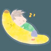 สติ๊กเกอร์ไลน์ Just sleep sticker