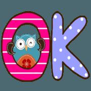 สติ๊กเกอร์ไลน์ Kaitri's daily Sticker available