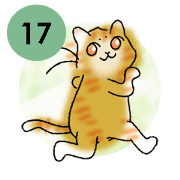 สติ๊กเกอร์ไลน์ YanYan-17 Animated Stickers!