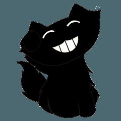 สติ๊กเกอร์ไลน์ The Meow