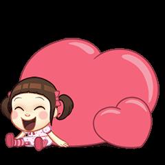 Neneng Gesrek: เด็กหญิงวอแวมาบอกรัก